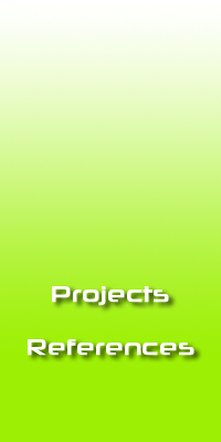 Projects and references